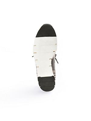 Paul Green - Sneaker aus Ziegen- und Kalbsnappaleder