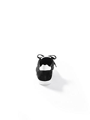 Paul Green - Sportiver Sneaker aus Kalbsnubukleder