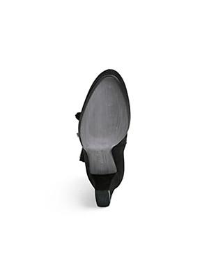 Paul Green - Stiefelette aus Ziegenveloursleder