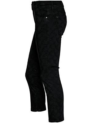 Peter Hahn - 7/8-Hose mit geradem Bein