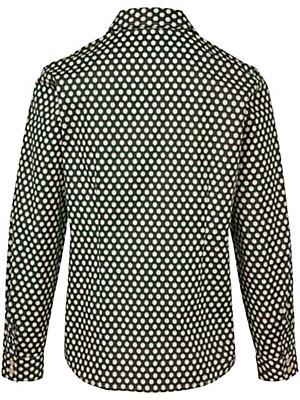 Peter Hahn - Bluse aus Cotton-Stretch