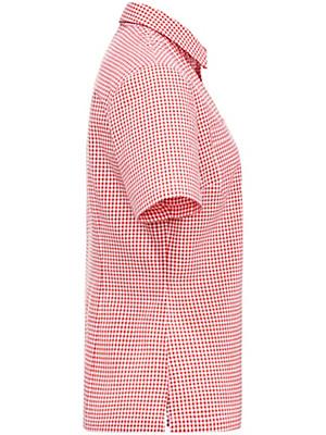 Peter Hahn - Bluse in legerer Form und 100% Baumwolle