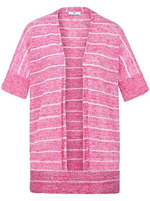 Peter Hahn - Cardigan mit kurzem Kimono-Arm