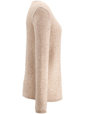 Peter Hahn Cashmere Nature - V-Pullover aus reinem Kaschmir