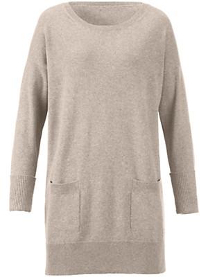 Peter Hahn Cashmere - Oversized-Pullover aus reinem Kaschmir