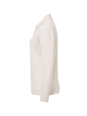 Peter Hahn Cashmere - Polo-Pullover aus reinem Kaschmir - Modell PAULA