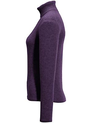 Peter Hahn Cashmere - Rollkragen-Pullover - Modell ROXY