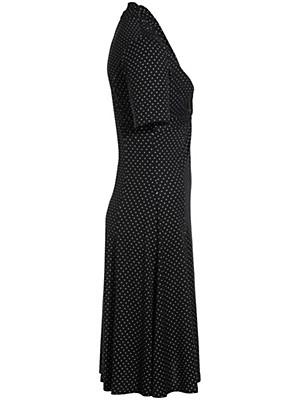 Peter Hahn - Hochwertiges Jersey-Kleid mit 1/2-Arm