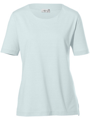 Peter Hahn - Lang geschnittenes Rundhals-Shirt
