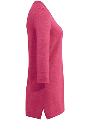 Peter Hahn - Long-Pullover mit 3/4-Arm