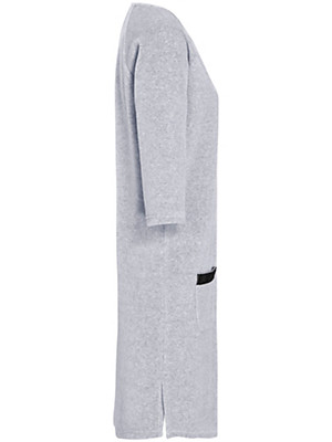 Peter Hahn - Nickivelours-Kleid
