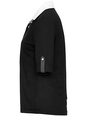 Peter Hahn - Polo-Shirt mit 3/4-Arm