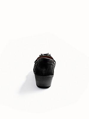 Peter Hahn - Pumps aus Kalbsnubukleder