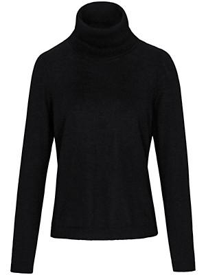 Peter Hahn - Rollkragen-Pullover aus 100 % Schurwolle