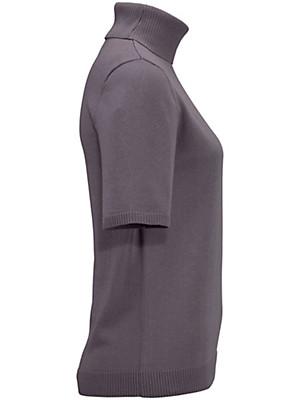 Peter Hahn - Rollkragen-Pullover mit 1/2-Arm