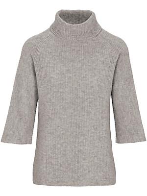 Peter Hahn - Rollkragen-Pullover mit 7/8-Arm