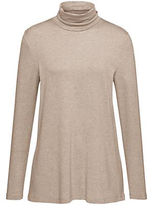 Peter Hahn - Rollkragen-Shirt in Halsnaher-Form