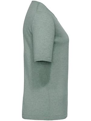 Peter Hahn - Rundhals-Pullover mit 1/2-Arm