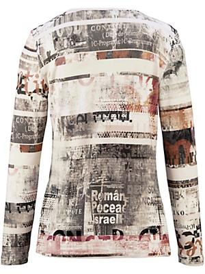 Peter Hahn - Rundhals-Shirt mit 1/1-Arm