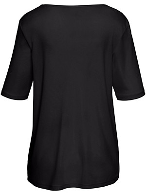 Peter Hahn - Rundhals-Shirt mit langem 1/2-Arm