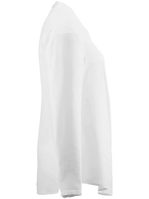 Peter Hahn - Schlupf-Bluse aus reiner Seide