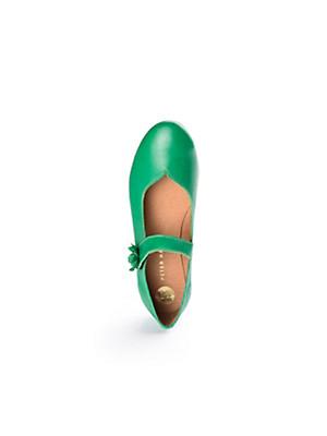 Peter Hahn - Spangen-Ballerina aus Rindsnappaleder