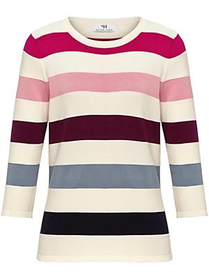 Peter Hahn - Streifen-Pullover