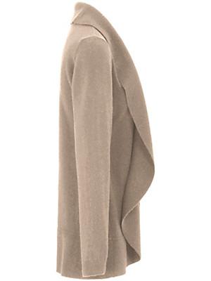 Peter Hahn - Strickjacke aus 100 % Schurwolle