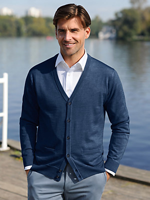 Peter Hahn - Strickjacke