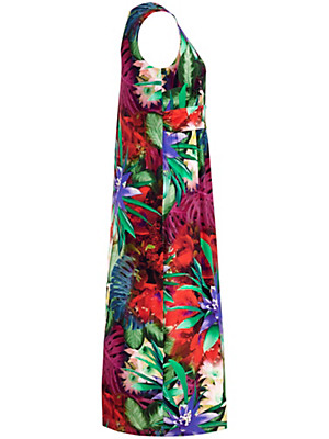 Peter Hahn - Träger-Kleid aus Viskose-Jersey