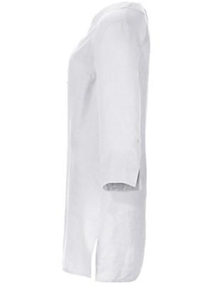 Peter Hahn - Tunika aus 100% Leinen mit 3/4-Arm