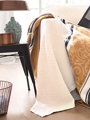 Peter Hahn - Überwurf für Sessel und Einzelbett ca. 160x190cm