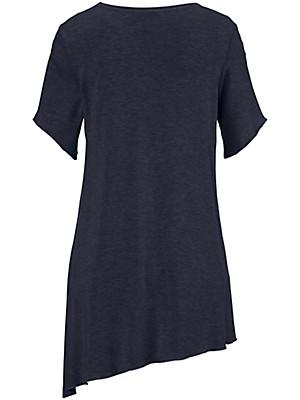 Peter Hahn - V-Shirt mit abgeschrägtem 1/2-Arm