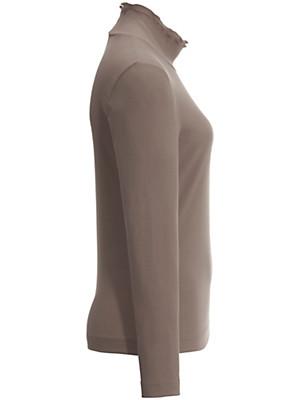 Peter Hahn - Weiches Stehkragen-Shirt