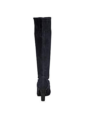 Peter Kaiser - Schlupf-Stiefel aus feinstem Ziegenveloursleder