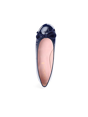 Pretty Ballerinas - Ballerina aus Rindslackleder