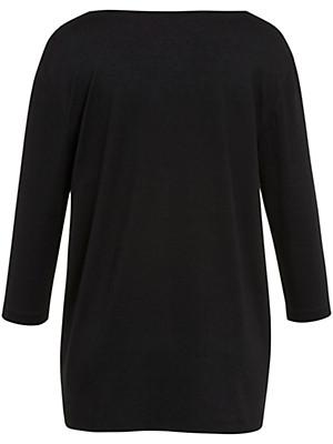 Samoon - Rundhals-Shirt mit 3/4-Arm