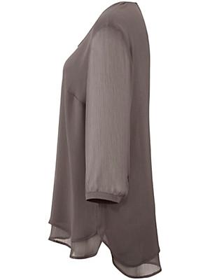 Samoon - Schlupf-Bluse mit 3/4-Arm