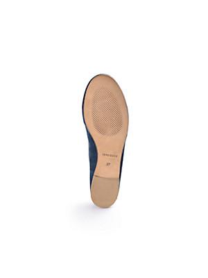 Scarpio - Slipper aus Ziegenveloursleder