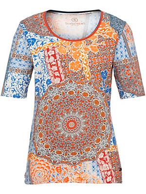 Schneiders Salzburg - Rundhals-Shirt mit längerem 1/2-Arm