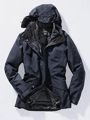 Schöffel - Doppel-Jacke mit GORE-TEX®-Membran