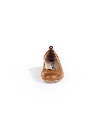 Softwaves - Ballerina aus feinem Ziegennappaleder