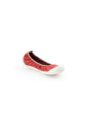 Softwaves - Ballerina aus Lammnappaleder