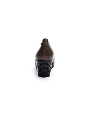 Softwaves - Pumps aus softem Ziegennappaleder