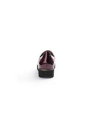 Softwaves - Slipper in Kalbs-Knautschlackleder