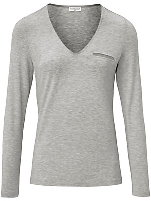 Sportalm Kitzbühel - Shirt 1/1-Arm mit V-Ausschnitt