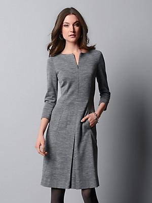 St. Emile - Jersey-Kleid mit 3/4-Arm