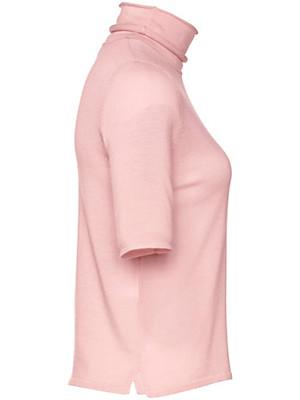 St. Emile - Rollkragen-Pullover  1/2-Arm