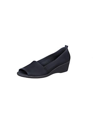 The Flexx - Komfortable Keil-Sandale aus Nappaleder