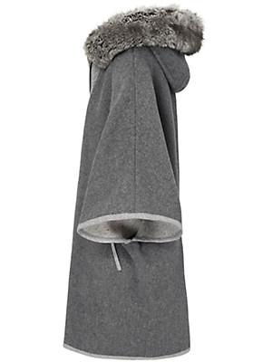 Uta Raasch - Cape mit 3/4-Arm
